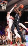 Badgers men's basketball: UW thankful for Duje Dukan, Bronson Koenig, who lead comeback win over Hoyas