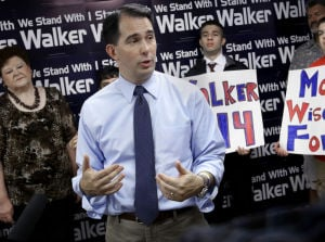 Focus on jobs in Wisconsin governor's race tied to voter outlook