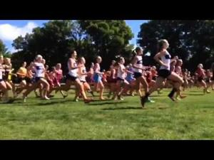 Highlights & reaction from 2014 River Valley Invite cross country meet