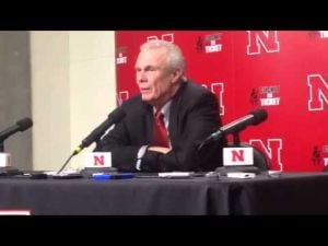 Video: Badgers coach Bo Ryan breaks down UW's loss to Nebraska