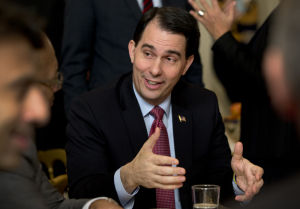 Scott Walker plans to sign right-to-work bill Monday