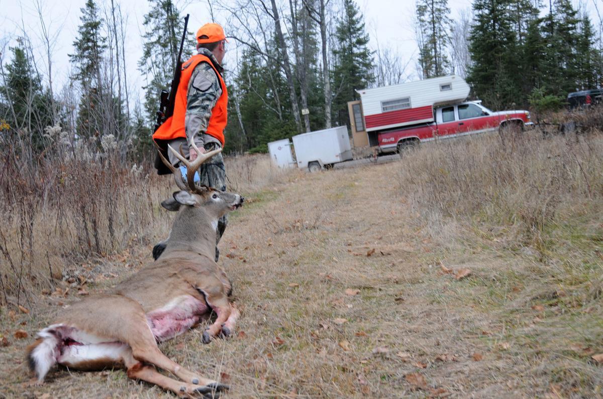 Patrick durkin wisconsin 39 s slide in deer license sales for Wi fishing license