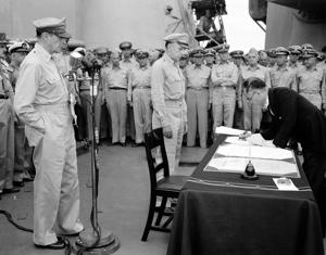 Photos: 70th anniversary of Japanese surrender