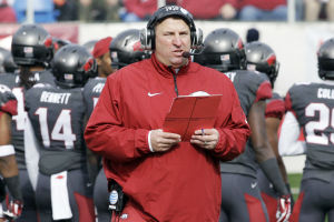 Can Bret Bielema's Arkansas rise out of SEC cellar?