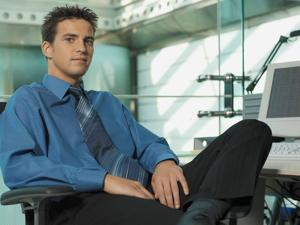 Word 'networking' arouses business major