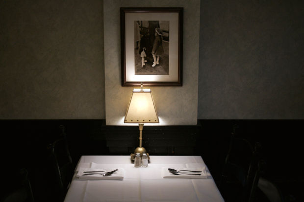 Restaurant News: One of Madison's finest restaurants, Kennedy Manor, up for sale
