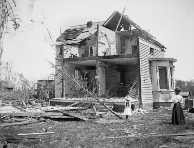 Photos: Wisconsin's deadliest tornado in 1899 : Gallery