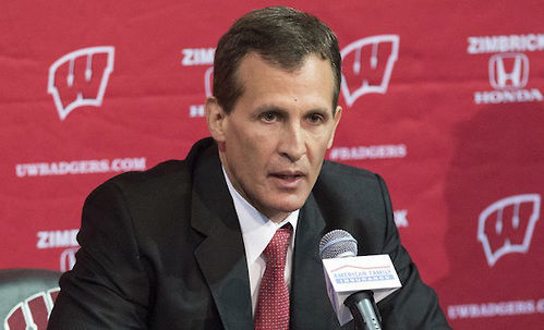 BIG10: Tom Oates - Wisconsin Coach Tony Granato Brings Different Approach Than His Predecessor