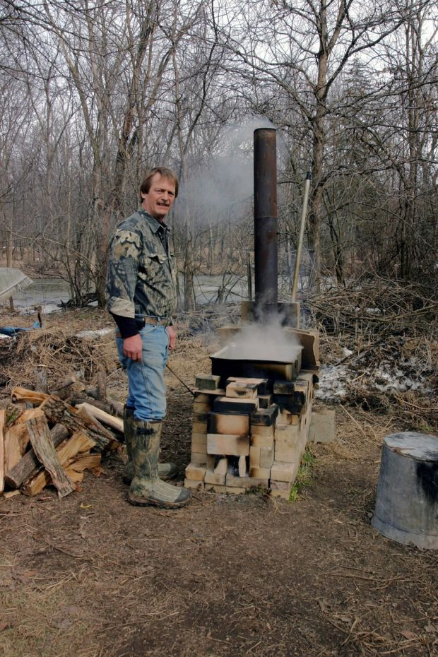 Gary Engberg Maple Syrup Will Have To Wait Sports