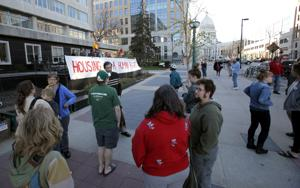 Photos: Rally for Madison's homeless
