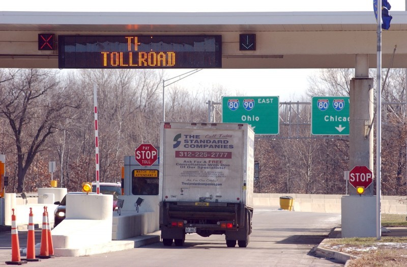Illinois tolls to nearly double in 2012; I-90 rebuild slated for 2012 ...