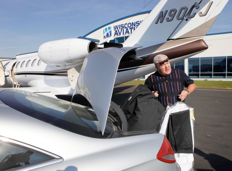 Area Companies Investing In Private Aviation Host