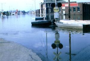 Photos: The Great Mississippi River Flood of 1965
