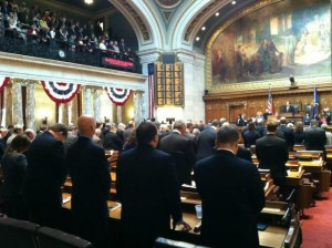 On Politics: Newest Madison representative sworn in
