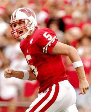 Badgers football: Brooks Bollinger knows what Tanner McEvoy is going through