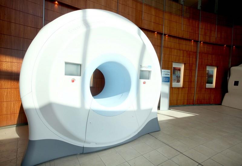 tomo radiation machine