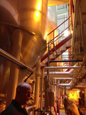 Photos: Inside Leinenkugel's 10th Street Brewery