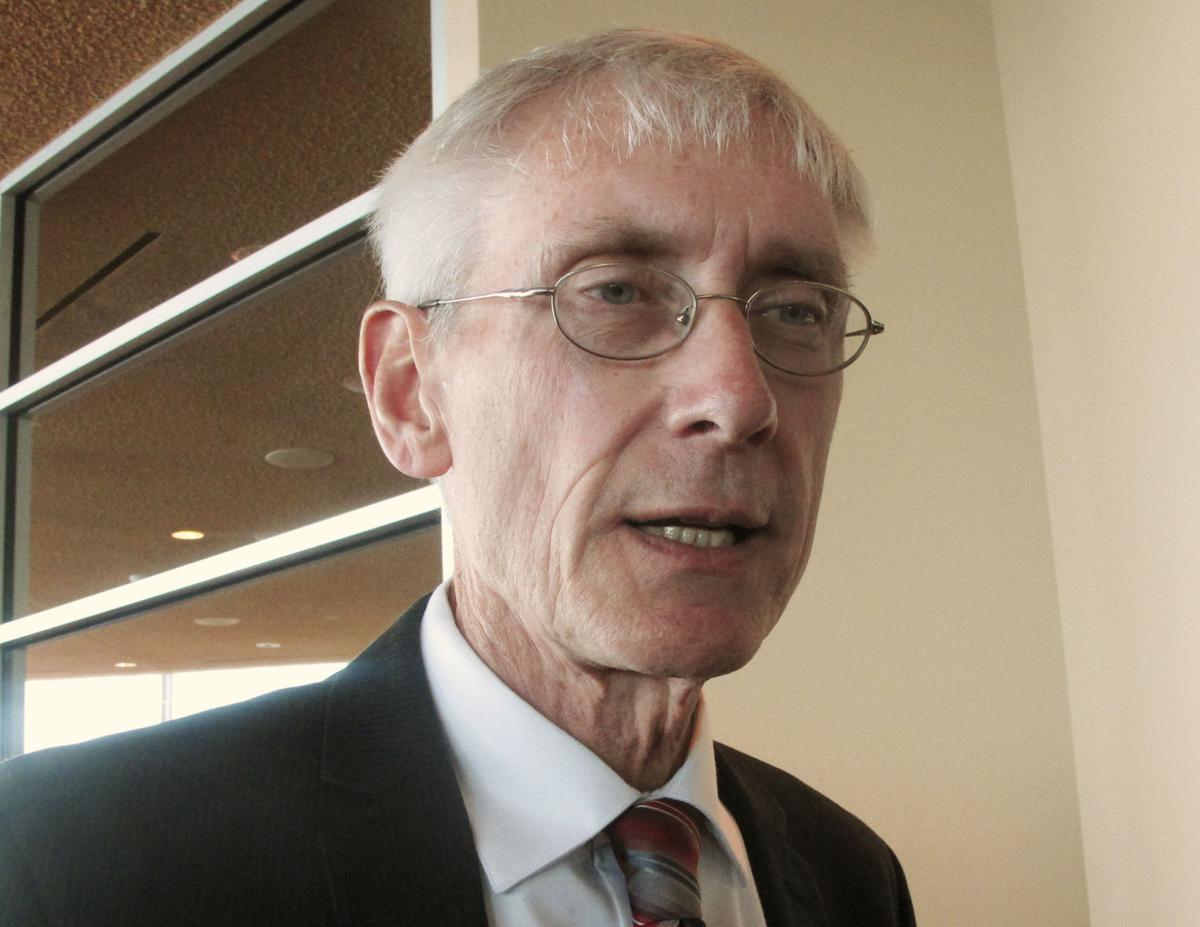 Tony Evers, AP photo