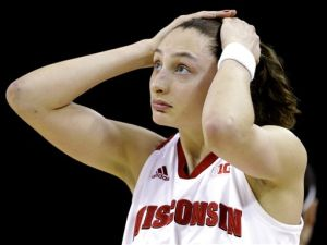 Photos: End of the road for Badgers women's basketball
