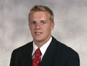 WCHA: Badgers' Little Makes Huge Impact