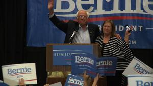 Video: Bernie Sanders' speech in Madison