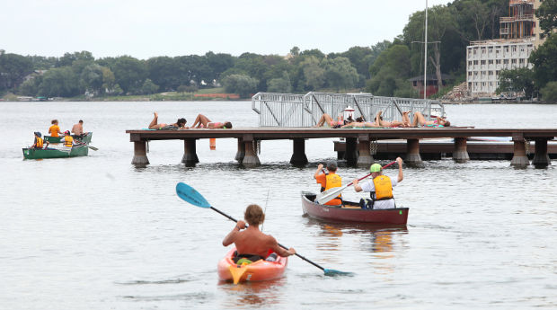 Photos New Piers At Memorial Union Ct