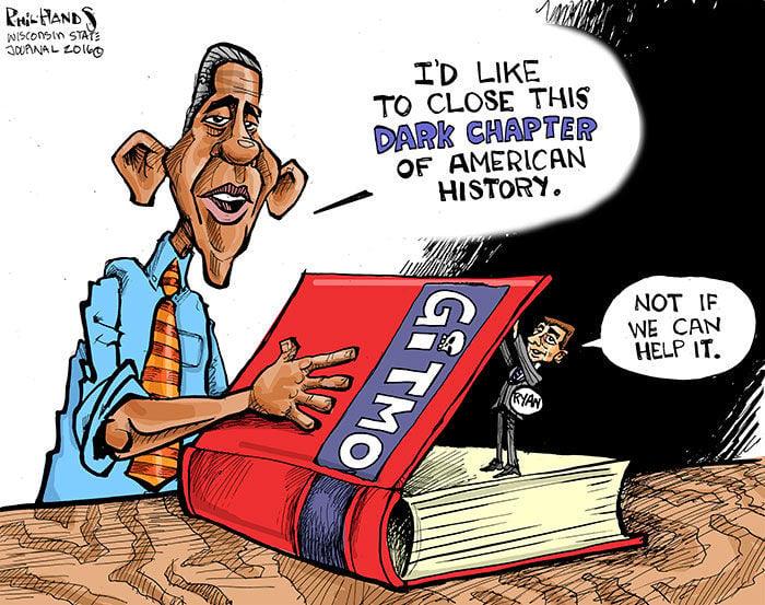 Obama Empties Guantanamo