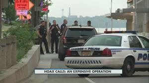 Hoax calls 6pm 7-6-2015