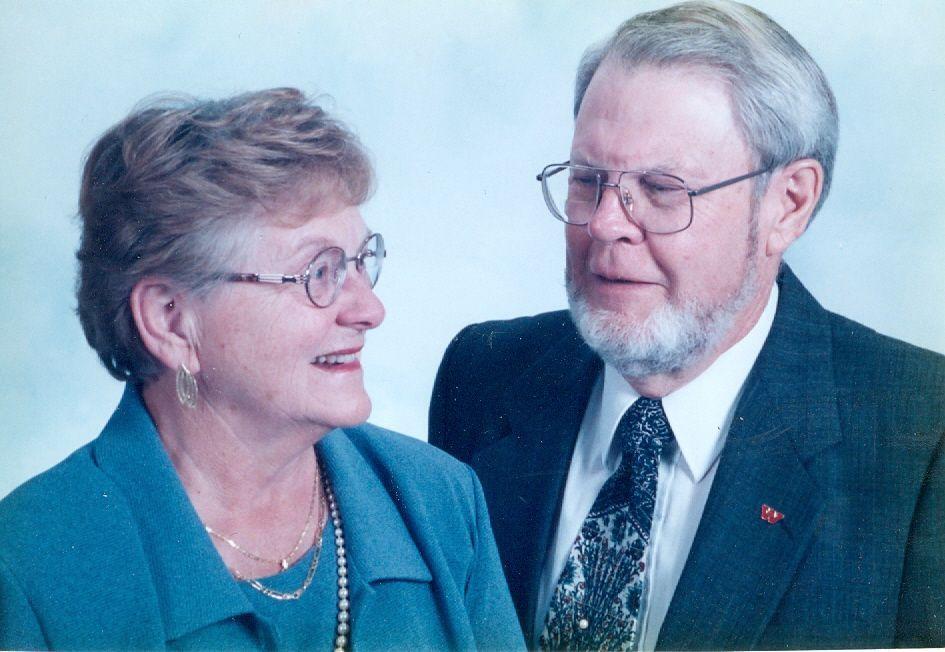 Laurel and Don Huibregtse
