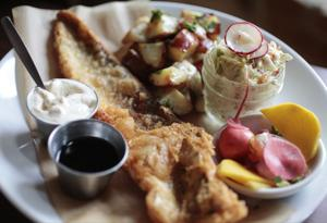 Restaurant review: Good things come to those who waited for Stamm House