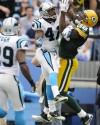 Jermichael Finley, Packers at Panthers