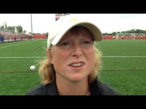 Video: 'Best feeling in the world' as Oregon's Jen Brien, coach Julie Grutzner talk state title
