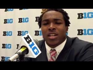 Video: Badgers TB Corey Clement reacts to news former recruit Jordan Stevenson will be a Cornhusker