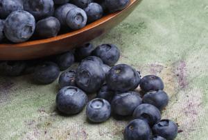 In season: Blueberries