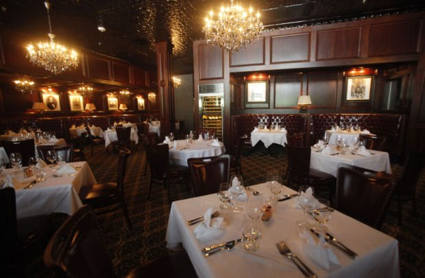 Restaurant review: Swanky Rare Steakhouse embraces nostalgia with steaks and mahogany