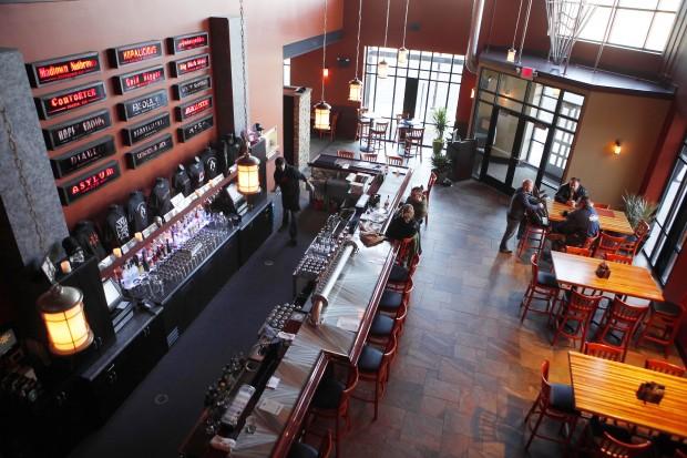 Auto Repair Madison Wi >> Photos: New Ale Asylum brewery : Ct