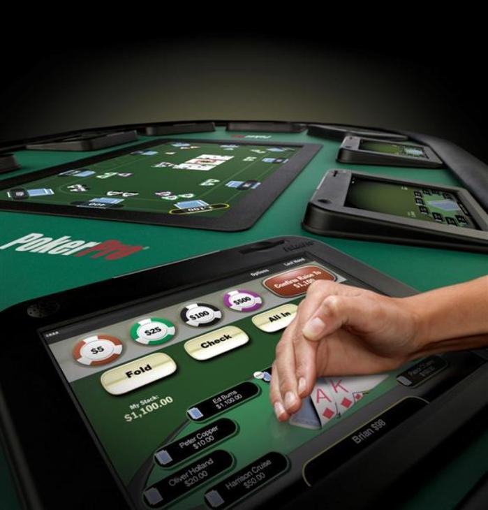 Gambling fight