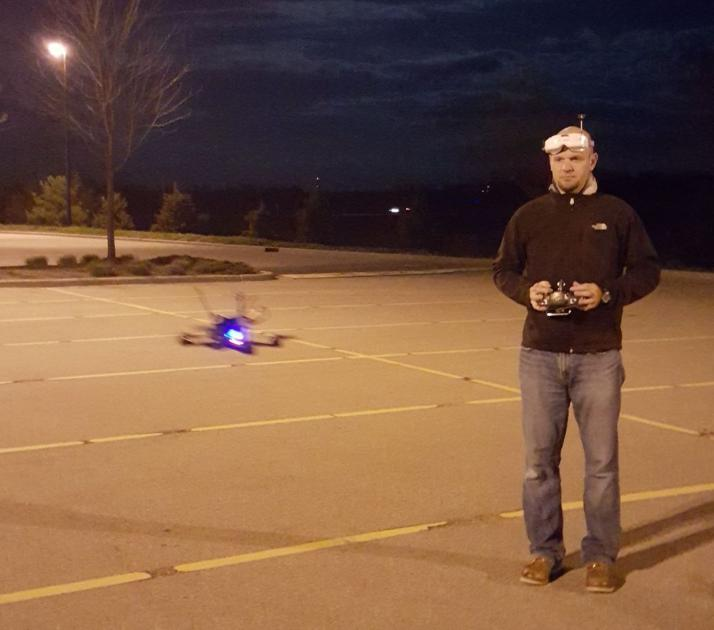 Drone racing hobbyists work to protect and expand sport