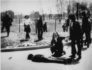 Photos:  Kent State shooting 45 years ago