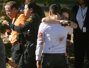 Terrorism, workplace violence among possible motives in California mass shooting, FBI says
