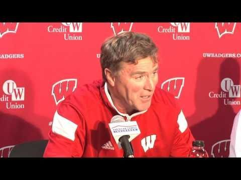 BIG10: UW Coach Mike Eaves - 'We've Set A New Bar For Ourselves' (video)