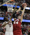 Badgers men's basketball: One year later, everyone knows 'Frank The Tank' now