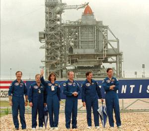 Photos: Anniversary of shuttle docking with Mir