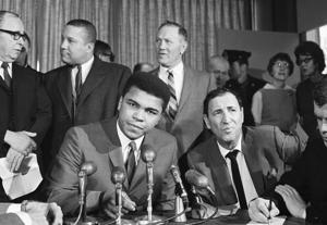 Photos:  50 Year Anniversary Ali Liston title fight