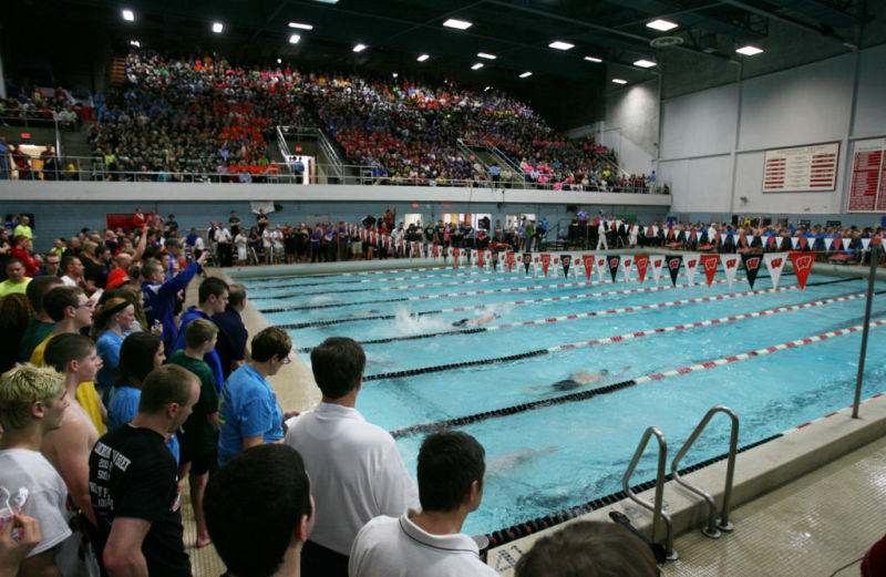 badgers swimming construction on new 26 million pool starts in 2017 madison and wisconsin
