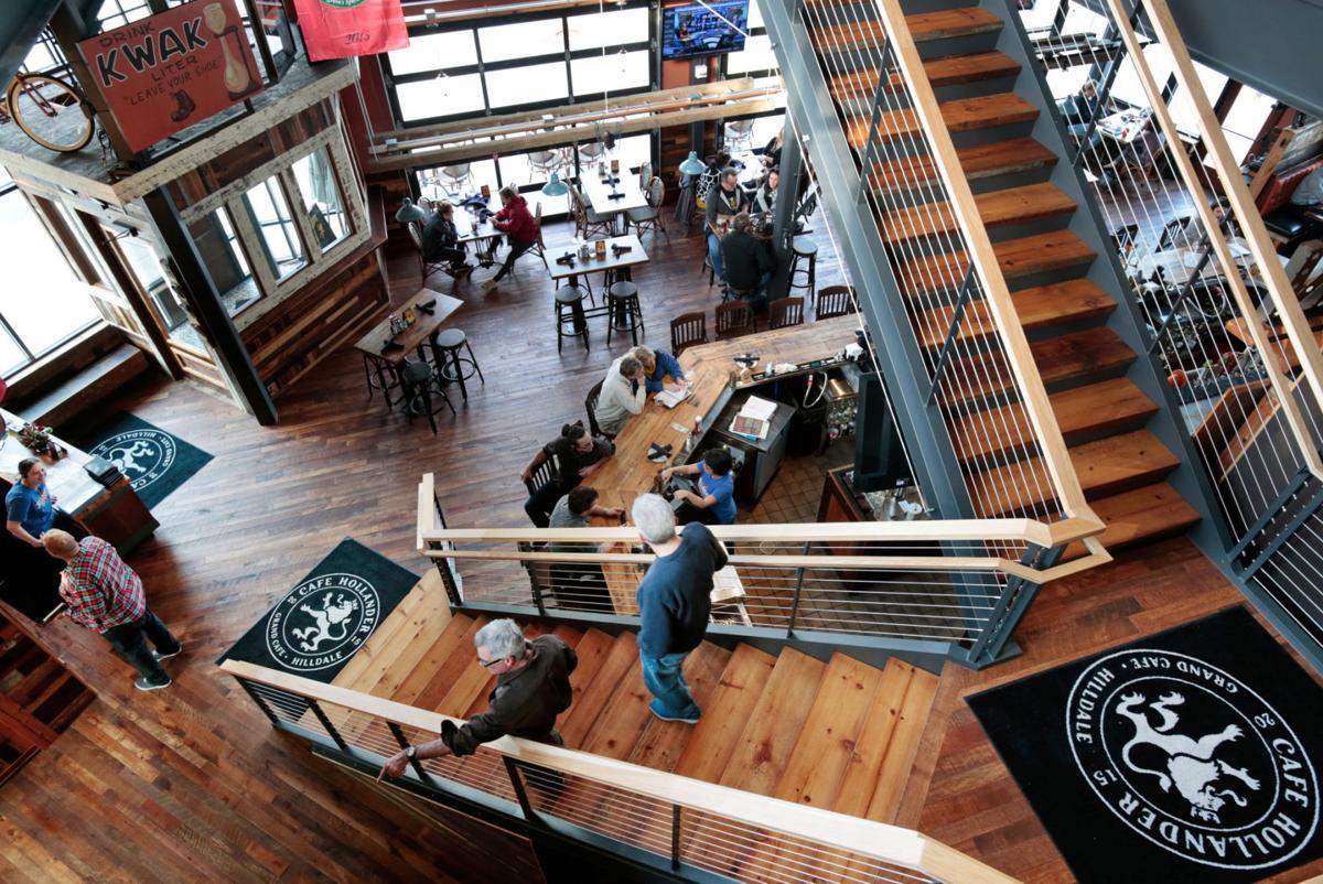 Cafe Hollander Madison Hours