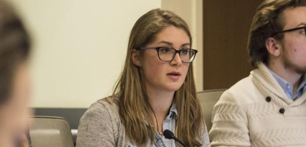 Student Council discusses rumored campus cuts in biennial budget
