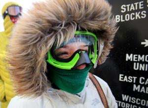 Madison experiences coldest February in 79 years