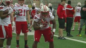 Corey Clement ready to take over as the starter at RB