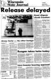 Pages from history Jan. 20-21, 1981